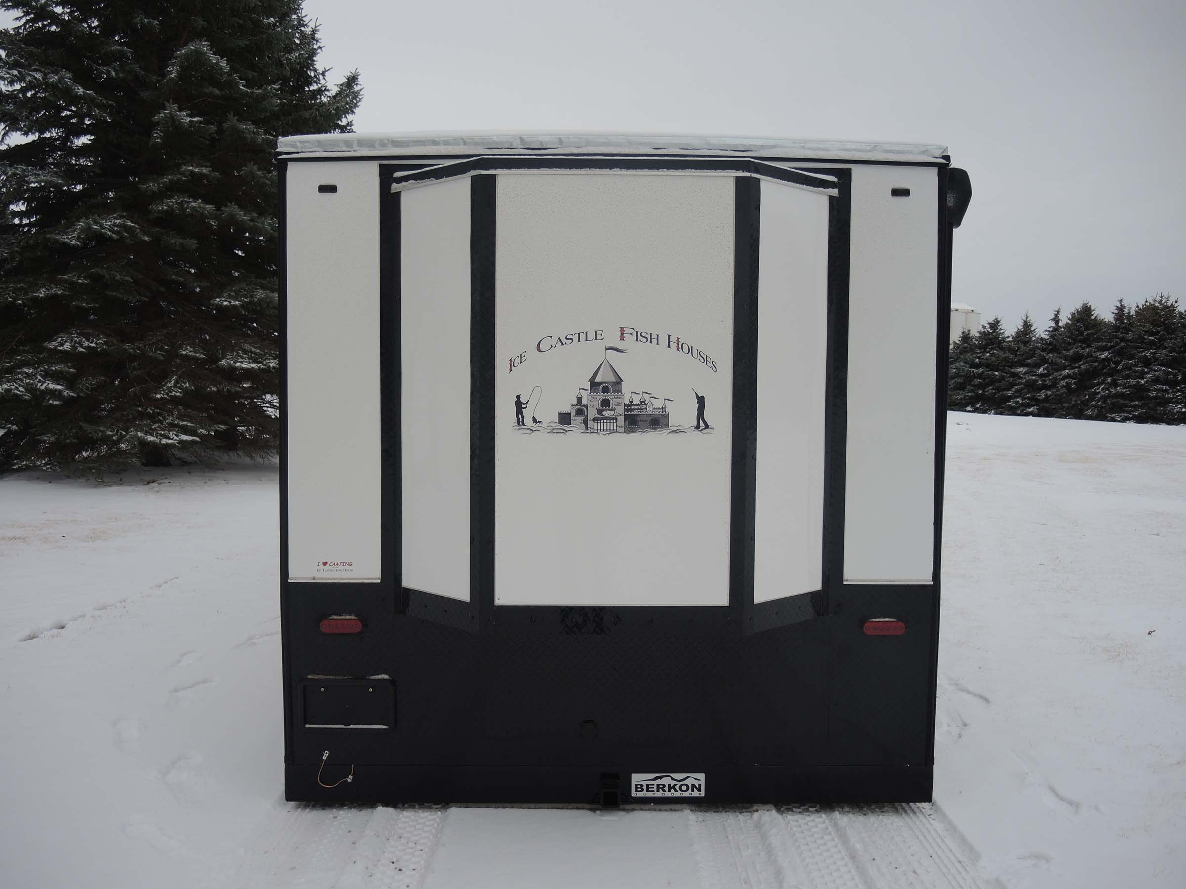 8 X 32 5th Wheel Rv All Seasons Traveler Ice Castle